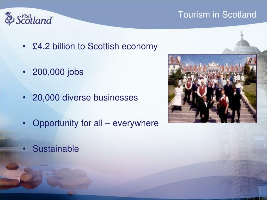 Tourism in Scotland