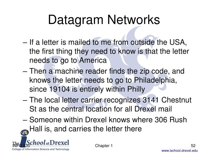 Datagram Networks