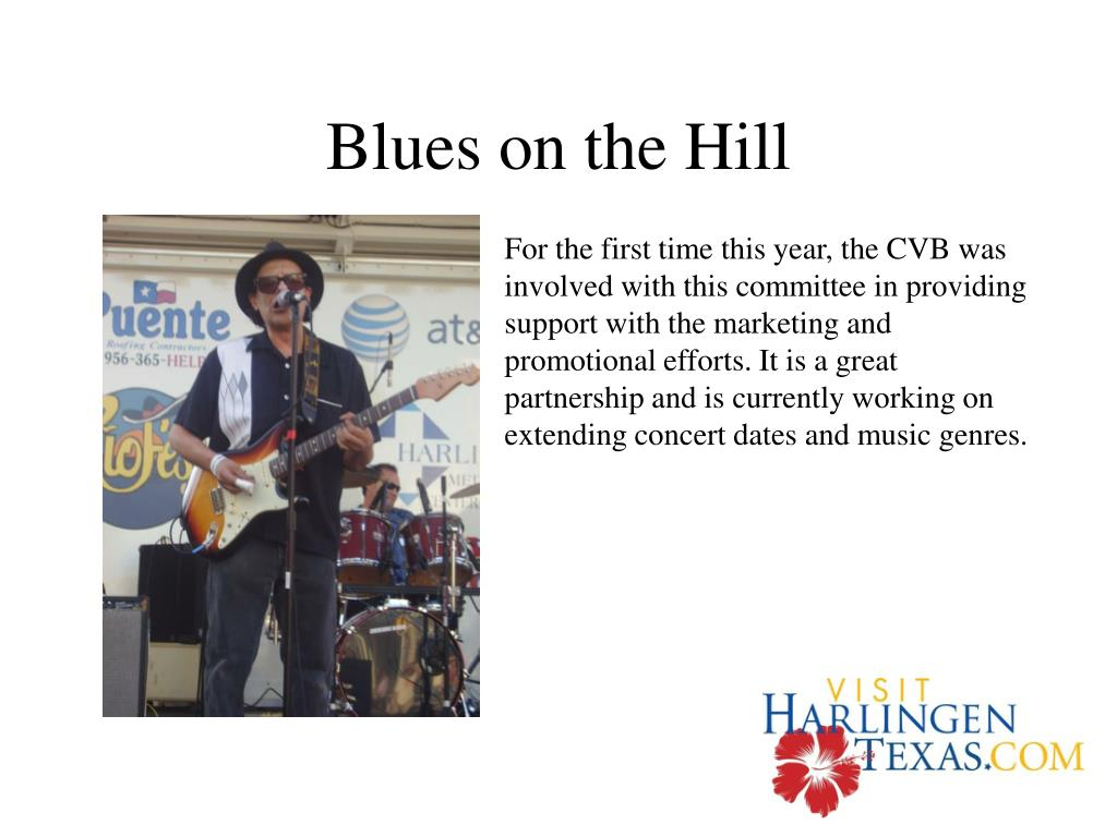 Blues on the Hill