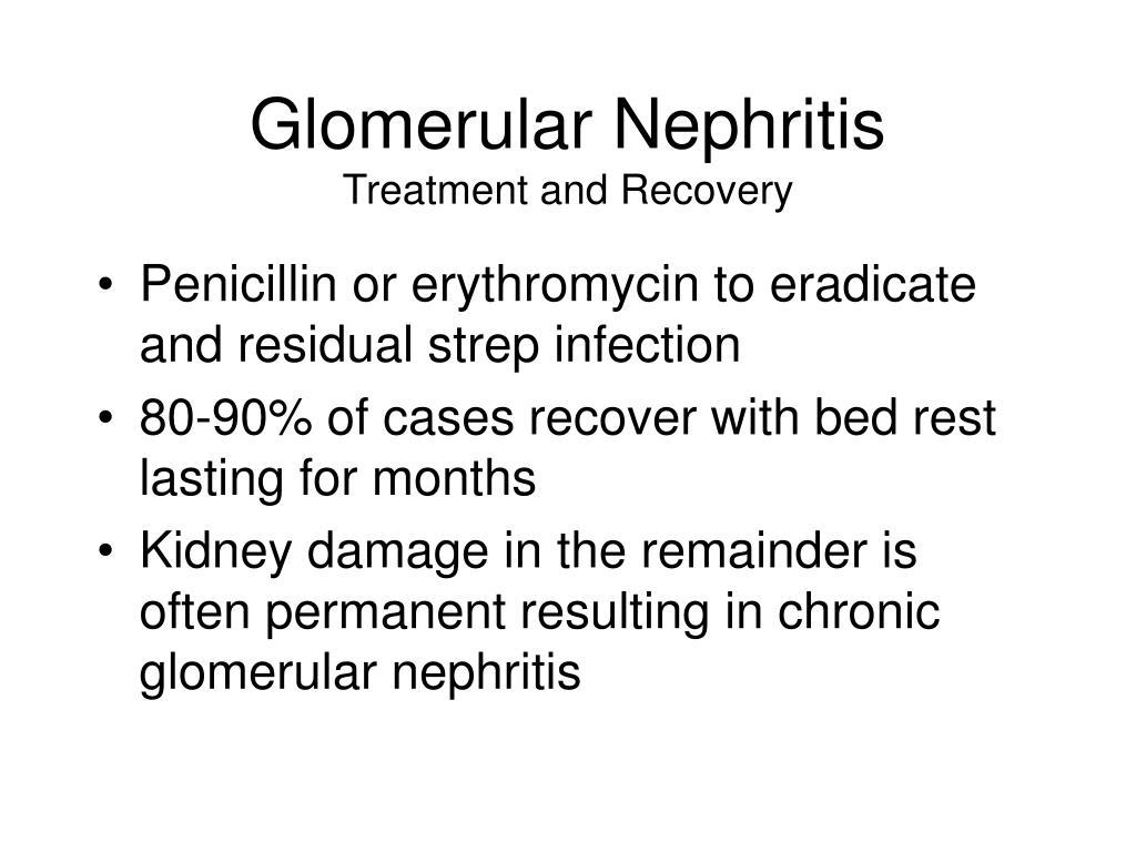 Glomerular Nephritis