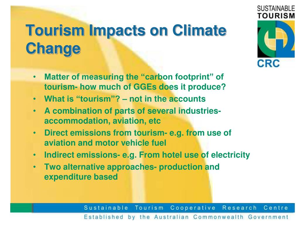 Tourism Impacts on Climate Change