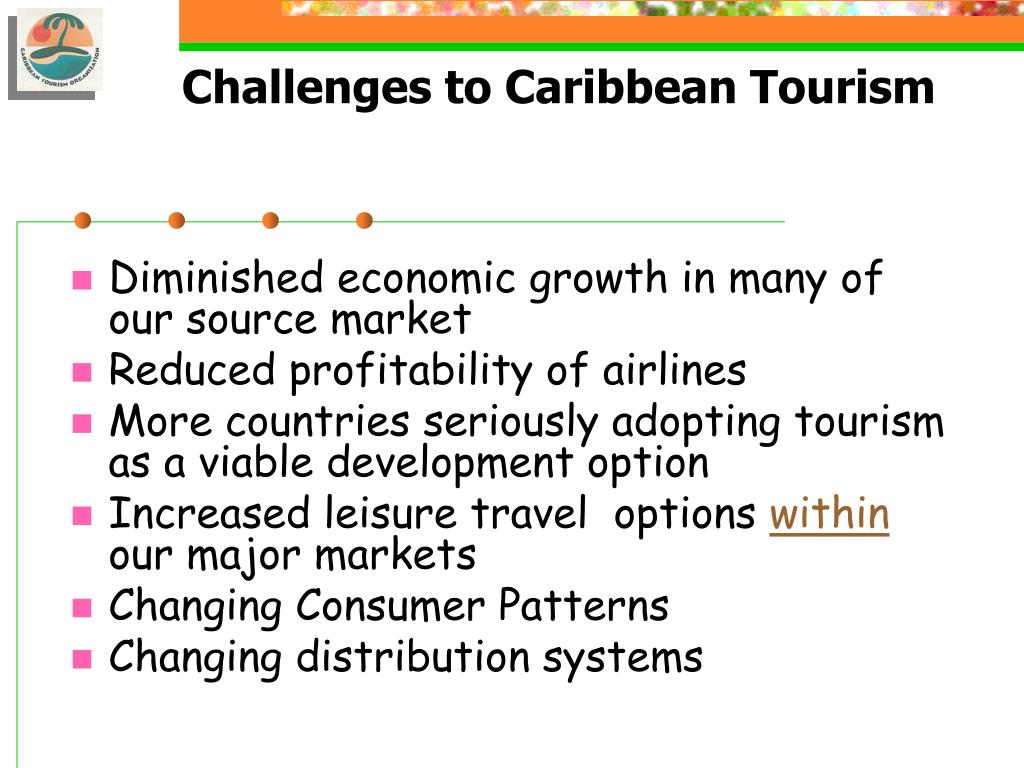 Challenges to Caribbean Tourism