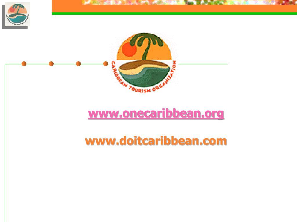 www.onecaribbean.org