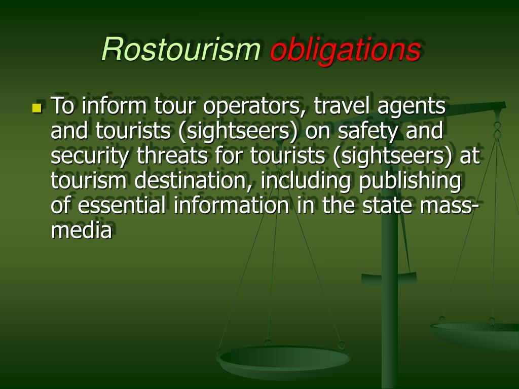 Rostourism