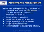 performance measurement61