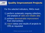quality improvement projects70