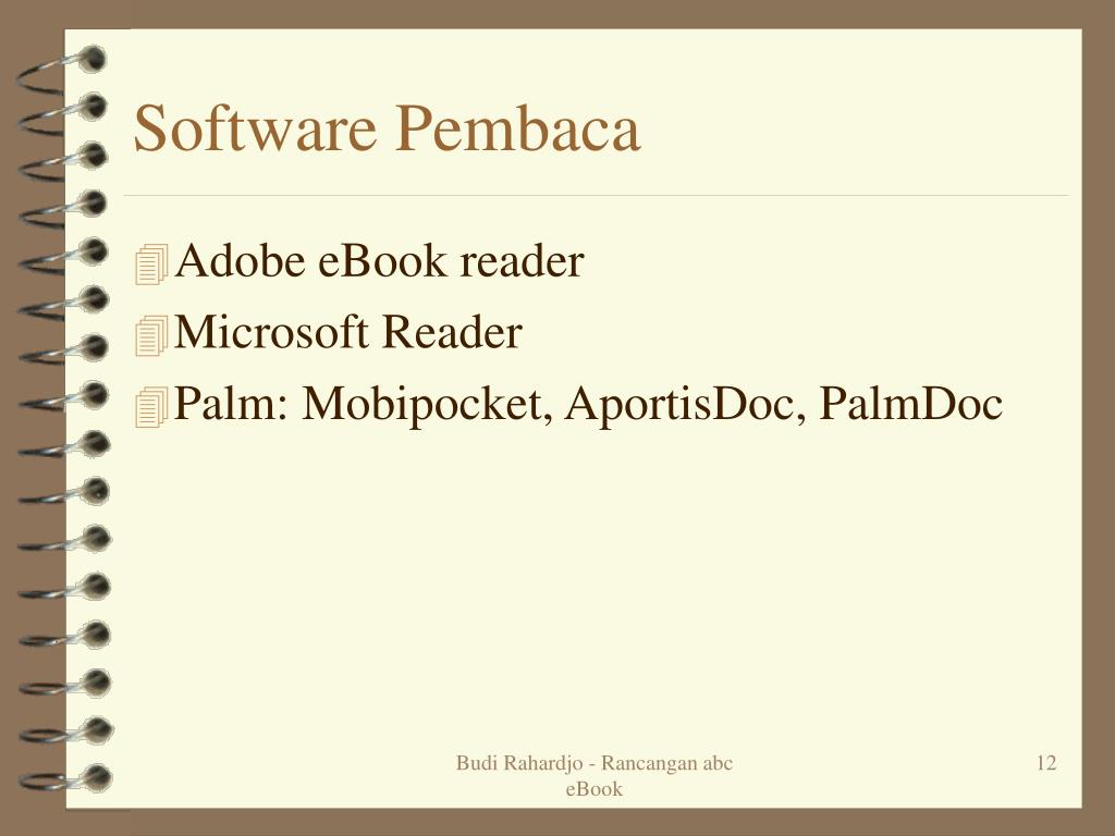 Software Pembaca