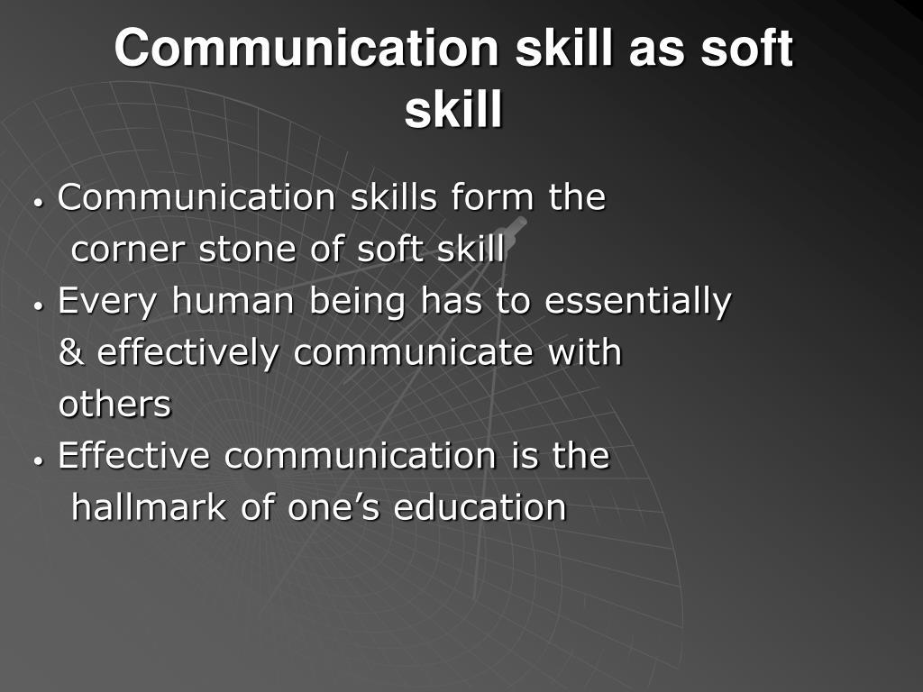 communicating effectively skills