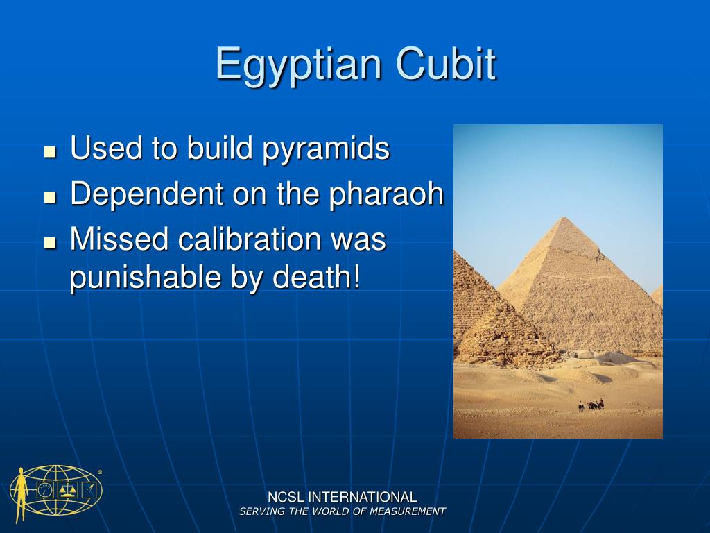 Egyptian Cubit
