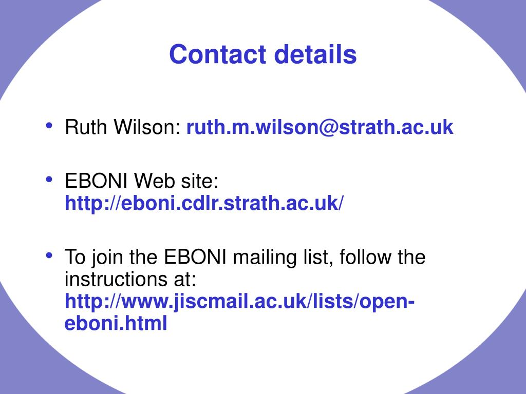 Ruth Wilson: