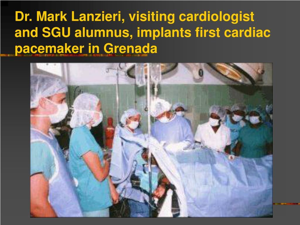 SGU Visiting Cardiologist Program