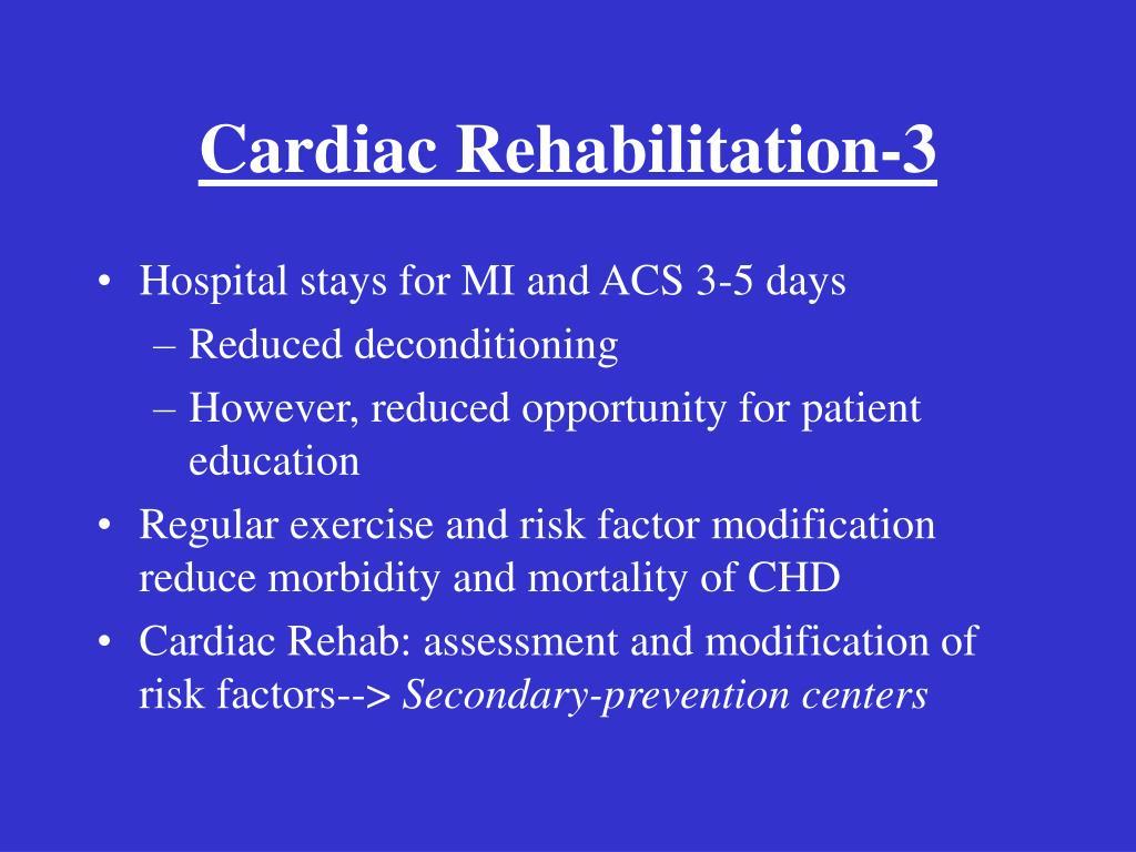 Cardiac Rehabilitation-3