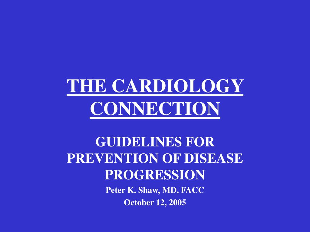 THE CARDIOLOGY CONNECTION