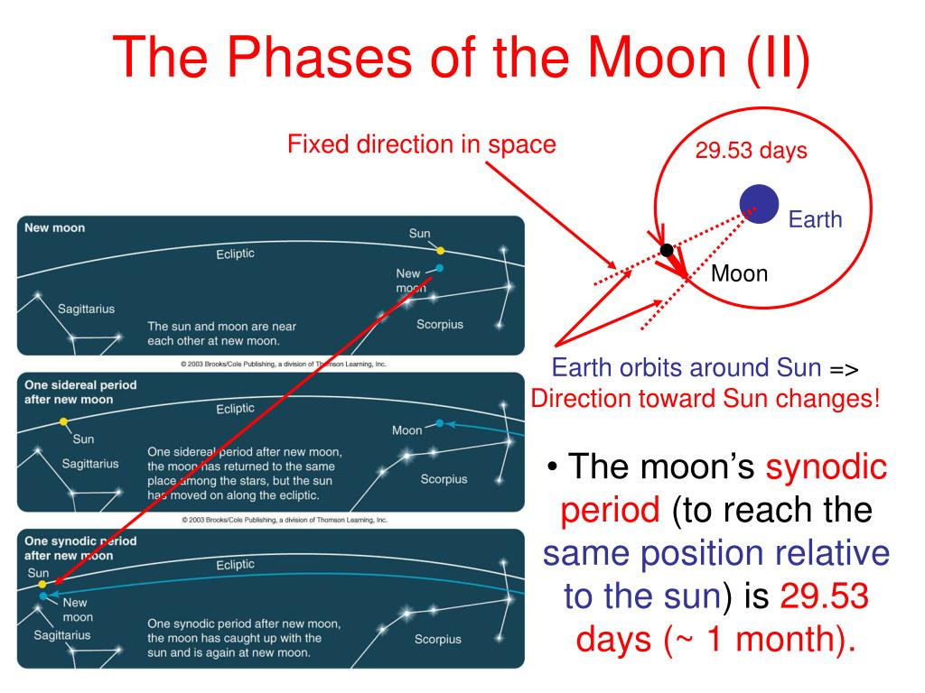 The Phases of the Moon (II)