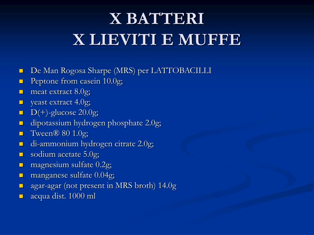 X BATTERI