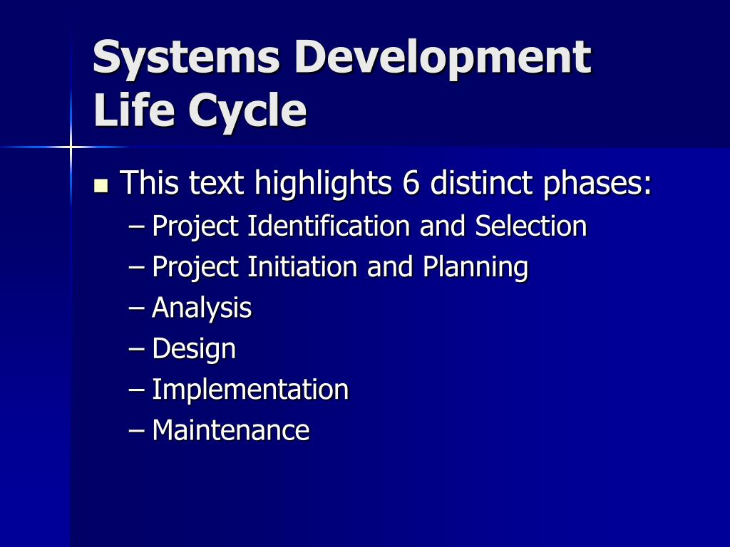 PPT - SDLC and Related Methodologies PowerPoint Presentation - ID:227009