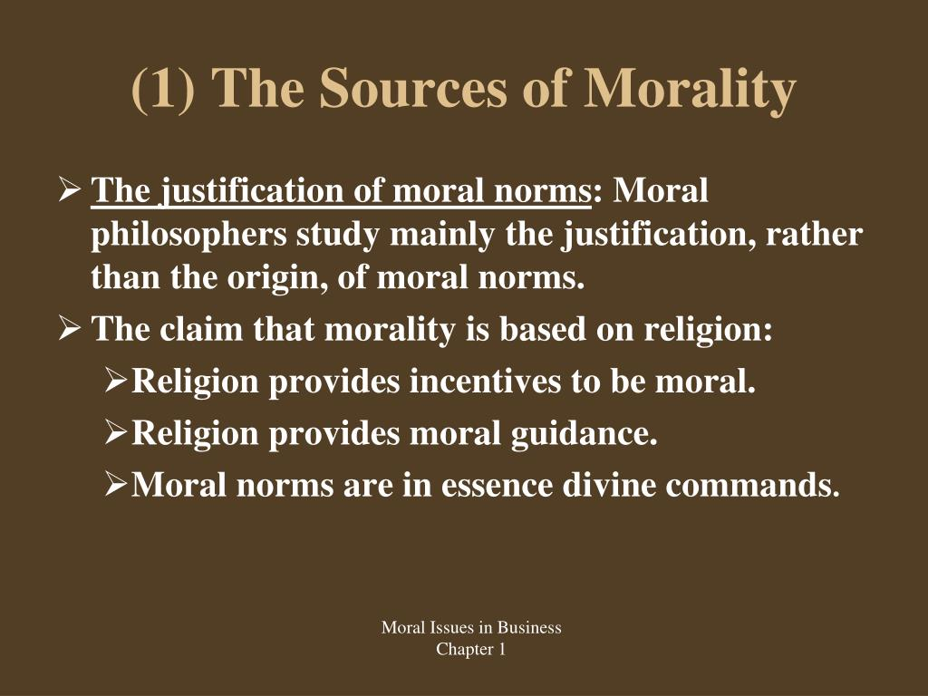 ultimate norm of morality Moral absolutism is the view that there are moral norms or principles that are valid or true for everyone false a moral principle that applies in all cases unless an exception is warranted is.