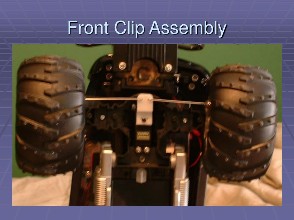 Front Clip Assembly