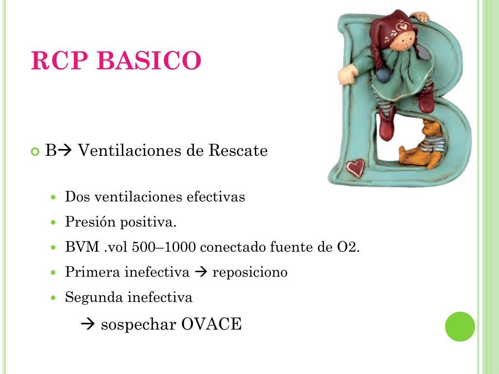 RCP BASICO