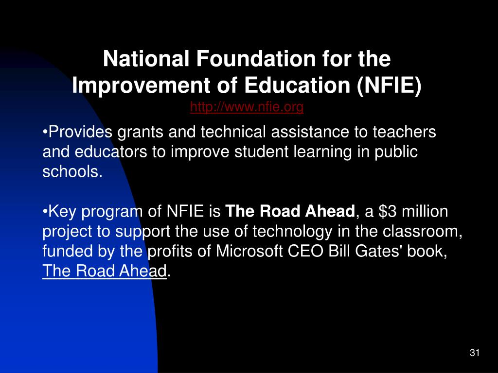 National Foundation for the