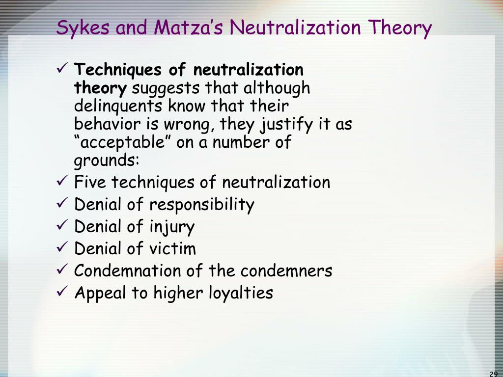 how has braithwaite s theory of shaming and crime enriched labeling theory Braithwaite's theory of reintegrative shaming (1989) depicts that shaming has either crime-amplifying or inhibiting effects depending on how it is done.