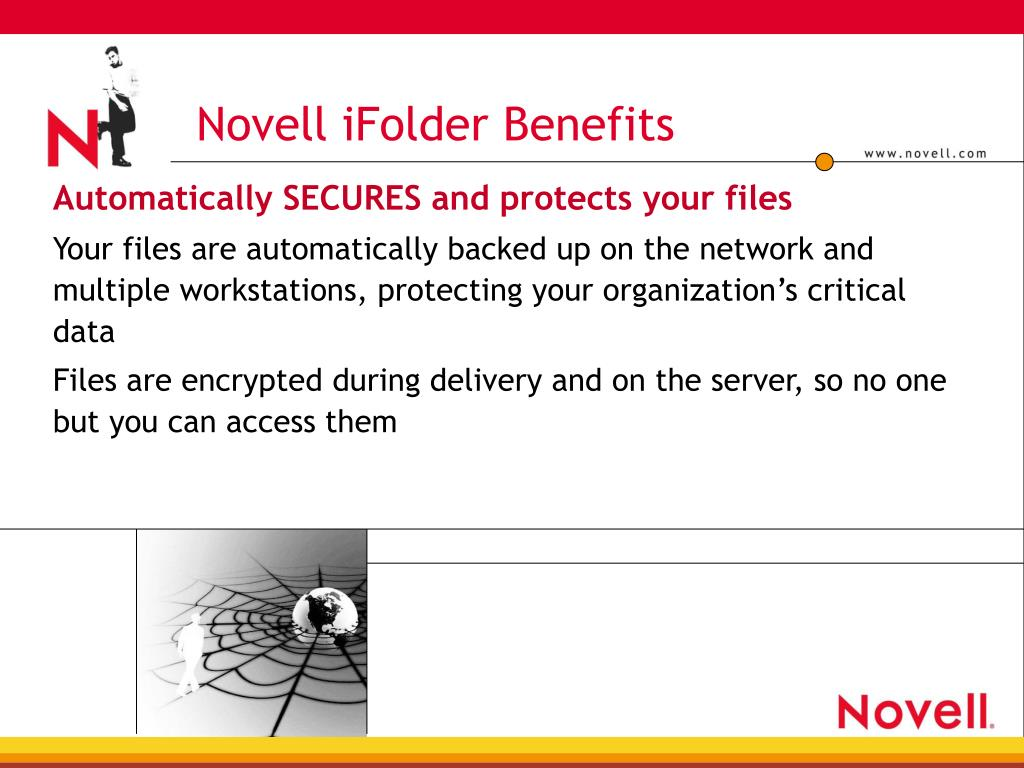 Novell iFolder Benefits