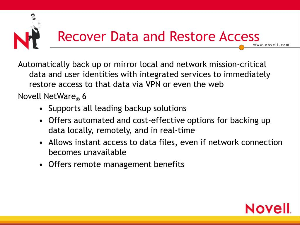Recover Data and Restore Access
