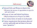 advocacy24