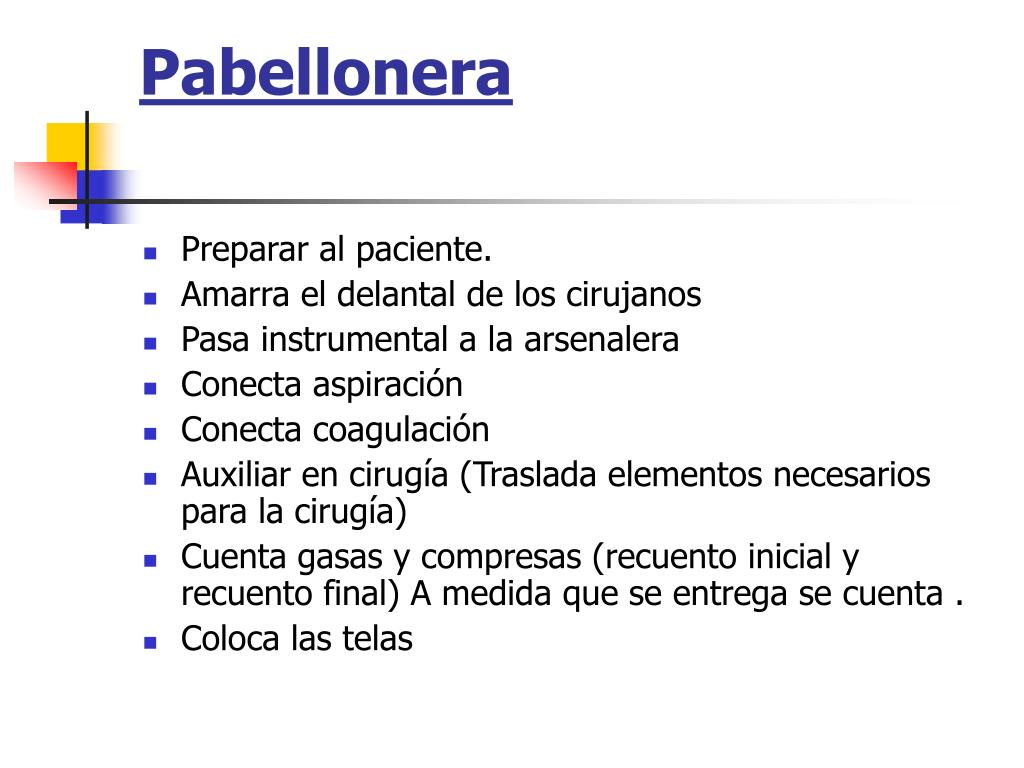 Pabellonera