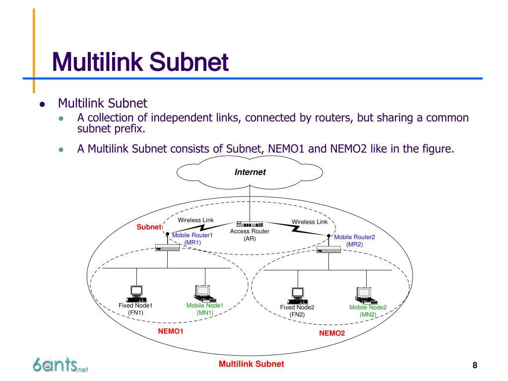 Multilink Subnet