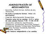 administraci n de medicamentos26