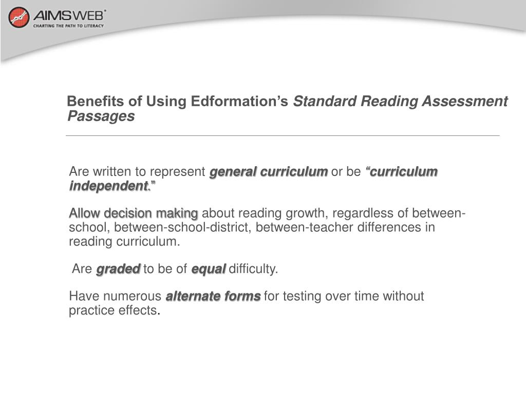 Benefits of Using Edformation's
