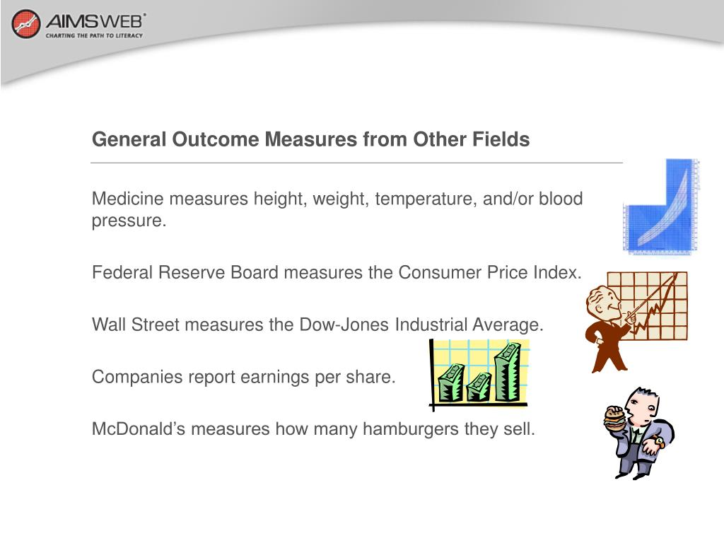 General Outcome Measures from Other Fields