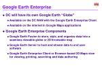 google earth enterprise