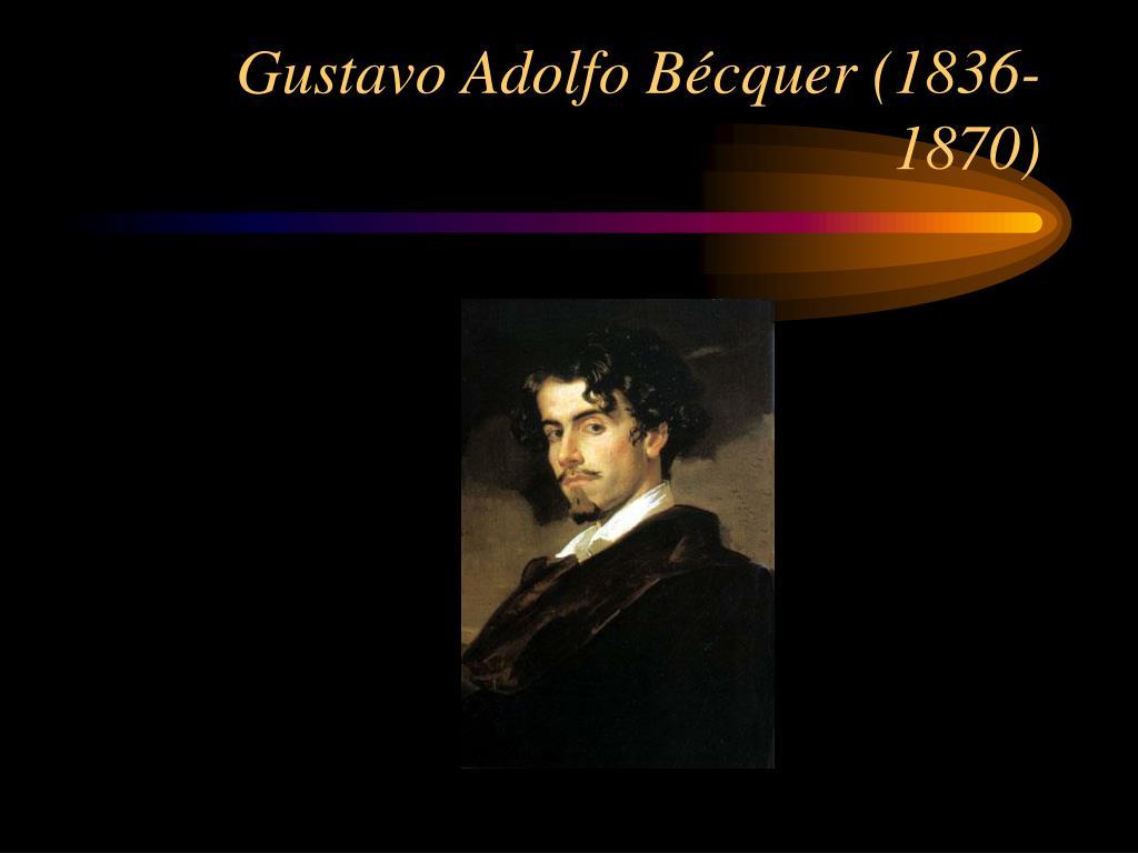 Gustavo Adolfo B