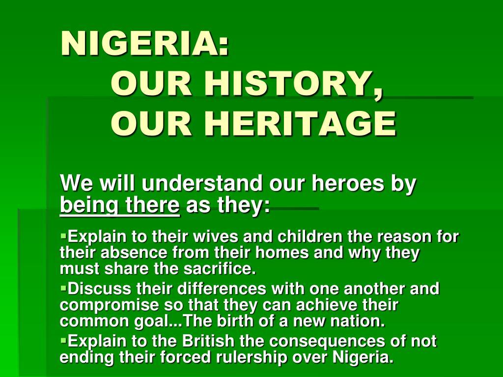 NIGERIA: