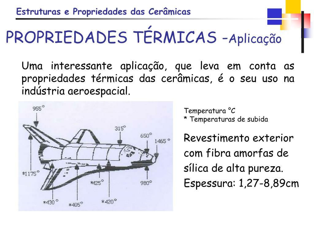 PROPRIEDADES TÉRMICAS -