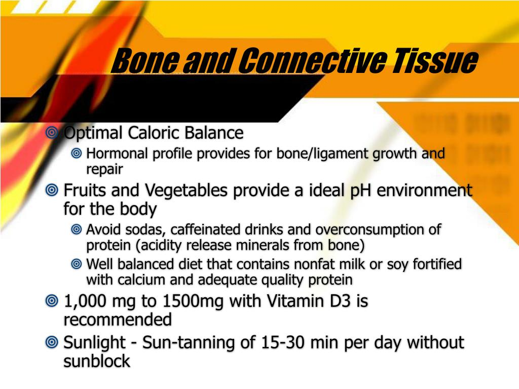 Bone and Connective Tissue