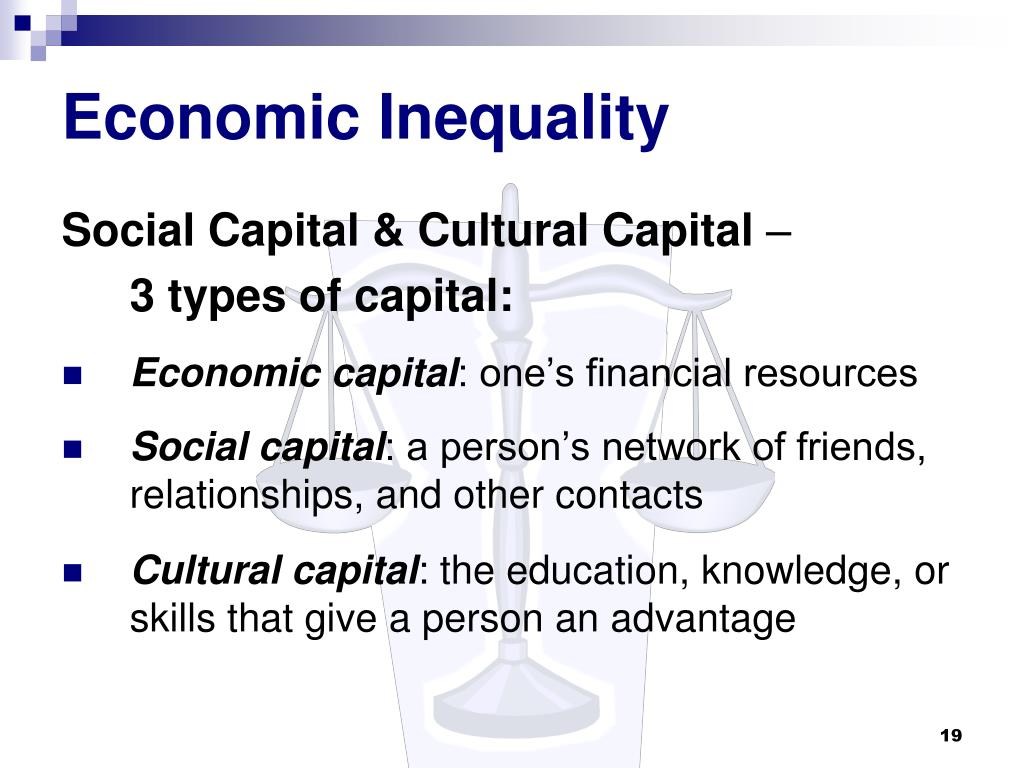 Relationship between social capital and crime