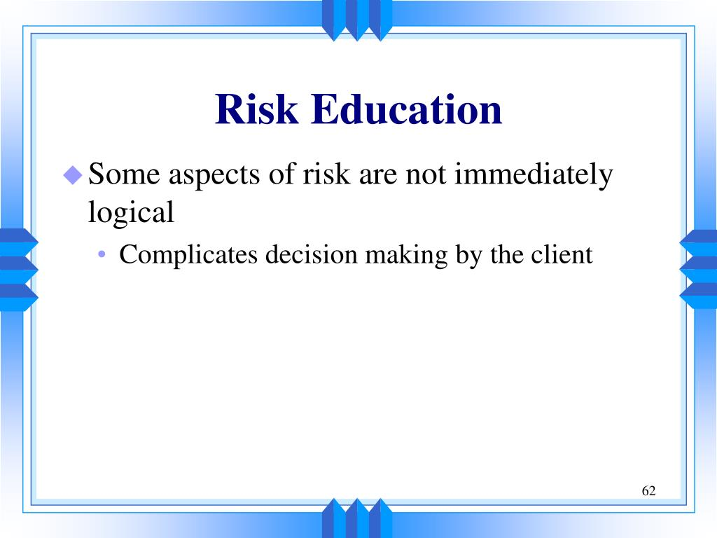 Risk Education