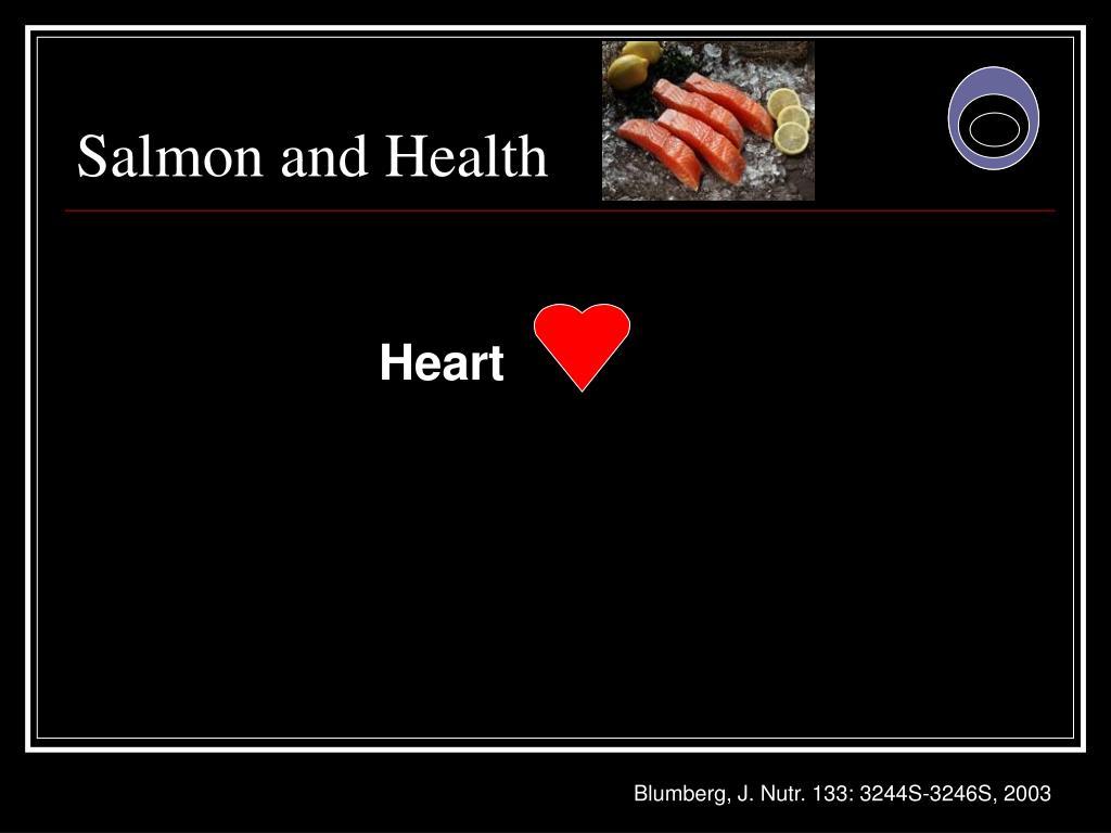 Salmon and Health