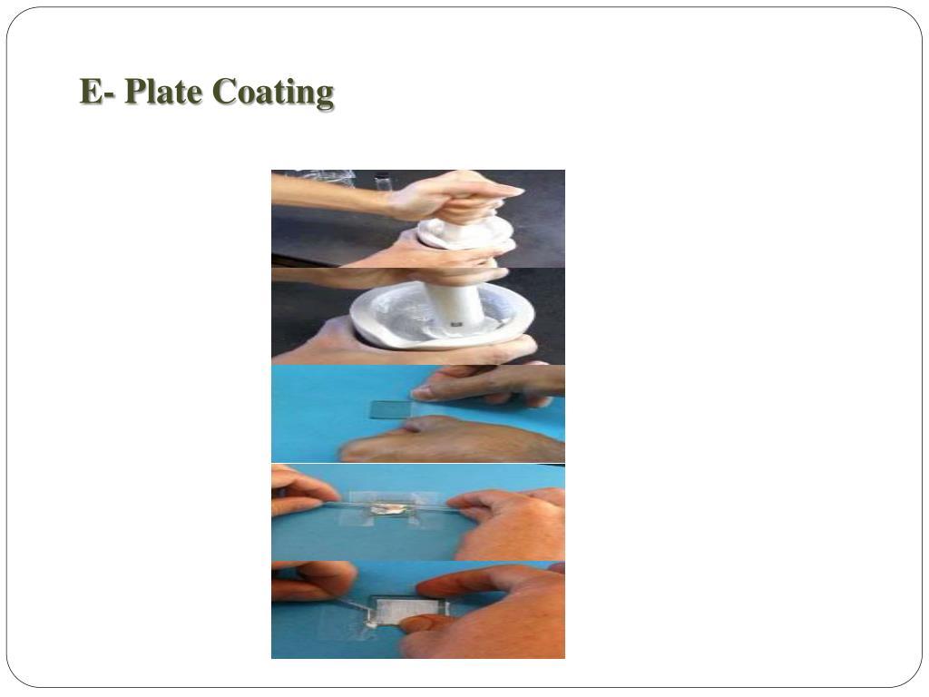E- Plate Coating