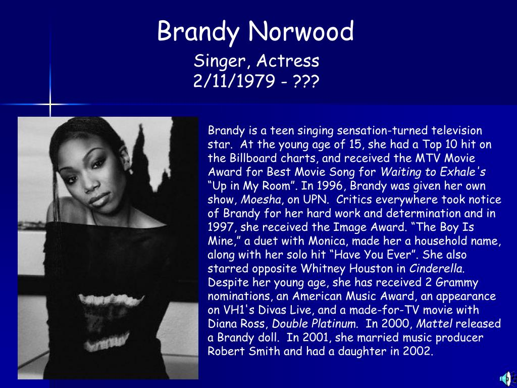 Brandy Norwood