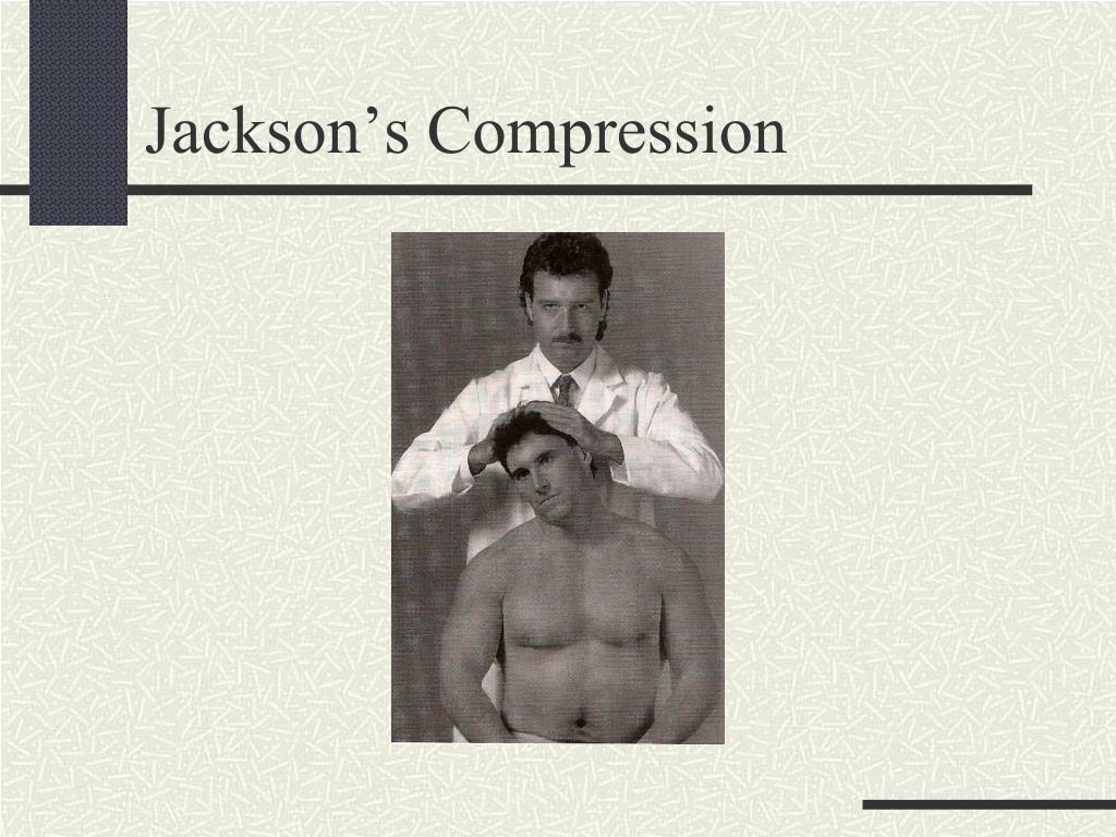 Jackson's Compression