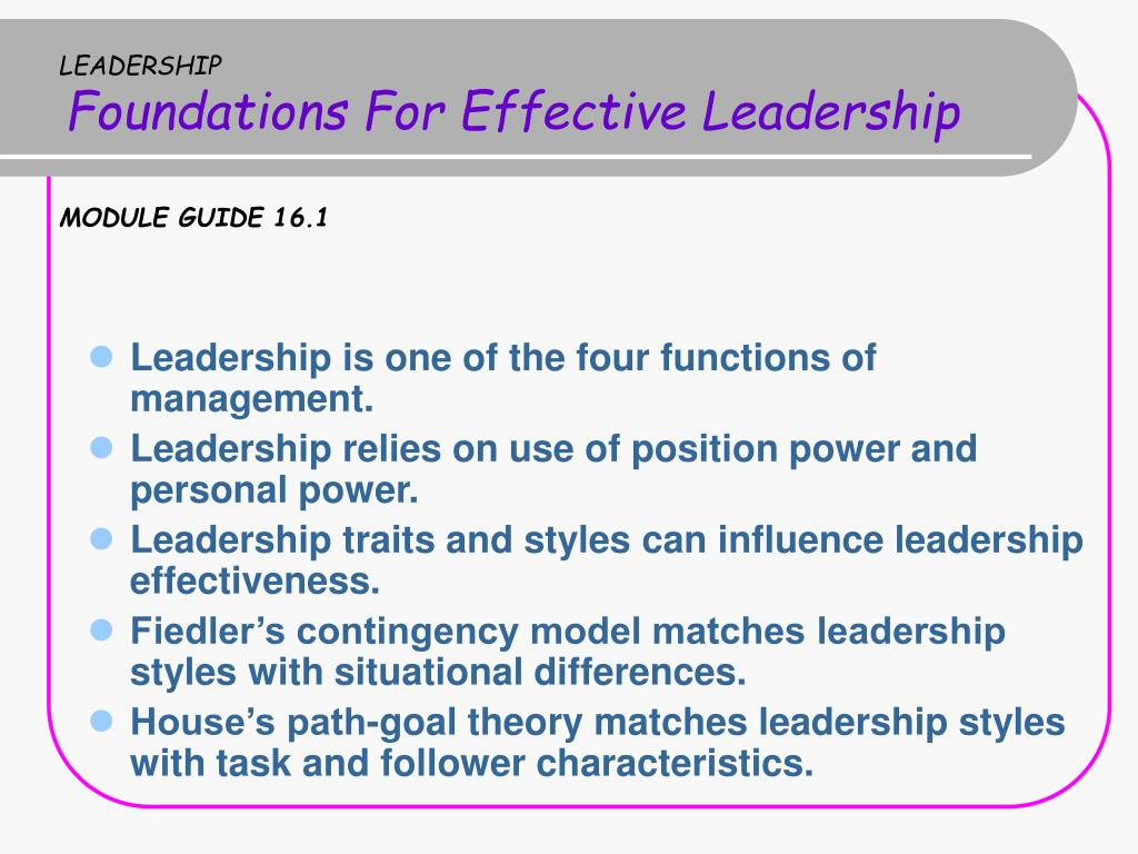 the influence of leadership and management There are many leadership styles from which • rely on threats and punishment to influence • three factors that influence which leadership style.