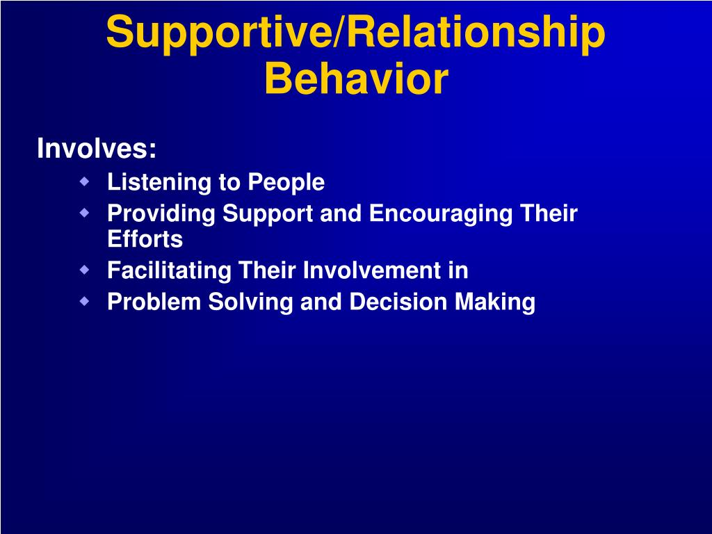 without close and supportive relationships it Building positive relationships with in the context of close and dependable relationships that provide love and building relationships and creating supportive.