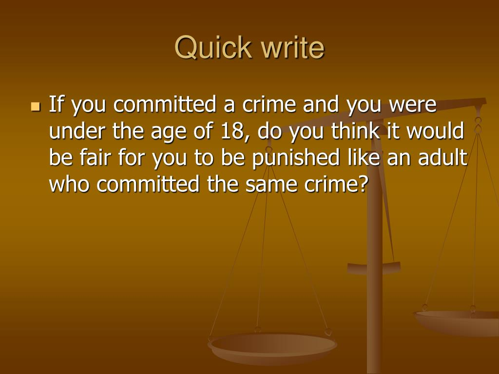 children who commit crimes under the age of 18 should not be punished April 18, 2018 animals 10 terrifying tales of when squirrels attack 10 horrible crimes committed by children michael allison july 25, 2013 share 723 stumble 10 tweet pin 21 +1 11 though we're reasonably sure a bullet in the head goes under murder and not child.