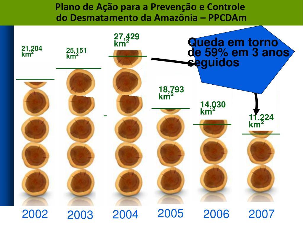 Plano de Ação para a Prevenção e Controle