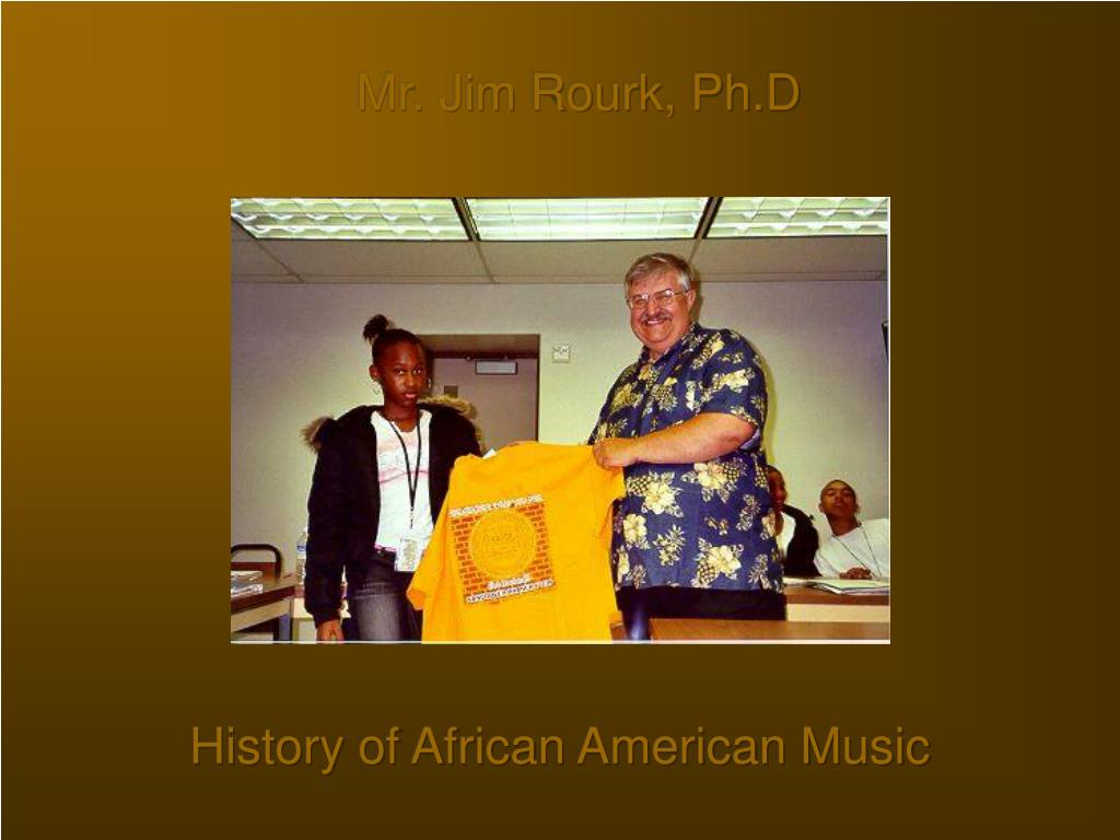 Mr. Jim Rourk, Ph.D