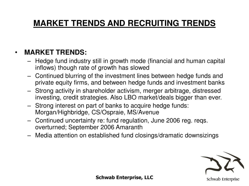 MARKET TRENDS AND RECRUITING TRENDS